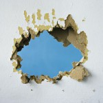 White, Ochre, Blue, 2009. Digital c-print, 83x99cm. Ed. 5+2 AP