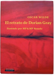 El retrado de Dorian Gray - Illustrado por MP & MP Rosado