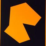 POLAR (Serie 12), 2014. Acrylic on canvas, 63 x 54 cm (4)