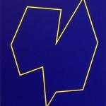 POLAR (Serie 12), 2014. Acrylic on canvas 63 x 54 cm (5)