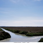 Sealevel. Agriculture Left Margin - 4.000ha - 1956, 2006. Color photograph, mounted on Dibond, Variable dimensions. Ed. 3+PA