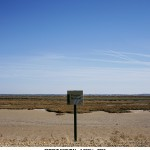 Sealevel. Natural park - 1.000ha - 2002, 2006.Color photograph, mounted on Dibond, Variable dimensions. Ed. 3+PA