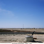 Sealevel. Industrial state - 260ha - 1994, 2006.Color photograph, mounted on Dibond, Variable dimensions. Ed. 3+PA