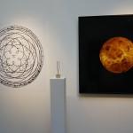La forma de Venus. La duración del presente. Notas sobre la frecuencia.  François Bucher (1972 Cali, Colombia), La forma de Venus. La duración del presente. Notas sobre la frecuencia