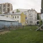 Tverskoy Bulvar, Moscow, 2008. Inkjet print on cotton paper, variable dimensions.