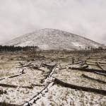 US-180 (Snow Mountain), Northern Arizona, 2011. Archival pigment print on cotton paper, 126 x 190 cm. Ed 5+2 AP