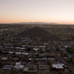 Phoenix Looking West, Arizona, 2011. Archival pigment print on cotton paper, 116 x 146 cm. Ed. 5+2 AP