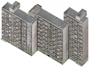 Axonometric-Housing-Estate.-Manhattan-2007.Lambda-D-print.-131-x-97-cm