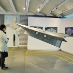 Paper Planes, 2011. Installation view at Phase 2 ARUP