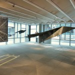 Paper Planes, 2011. Installation views at Phase 2 ARUP