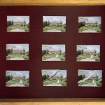 Collection of an ageing postcard, 2009. Lambda print mounted on plexiglass, 94 x 70 cm. Ed 1/5 +1pa