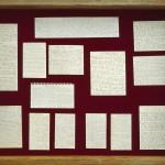 Collection of descriptions, 2009. Lambda print mounted on plexiglass, 72 x 101 cm. Ed 1/5 +1pa