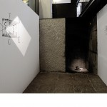 Vermeer's Bookshelf, 2014 Installation at Casal-Solleric, Majorca.