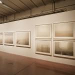 """Thames, 2014. Exhibition view, """"Contexto critico Fotografia Española del siglo XXI """", Tabacalera, Madrid."""