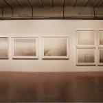 """Thames, 2014. Exhibition view, """" Contexto critico Fotografia Española del siglo XXI """", Tabacalera, Madrid."""
