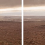 Canyonlands II-S, UT 2011. Diptych, archival pigment print on cotton paper, 116x146 cm each. Ed 5 + 2 AP