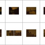 New York, Night Lights, 2011/2013. Archival pigment print on cotton paper, set of 16 photographs, 21,6 x 28 cm each. Edition of 15