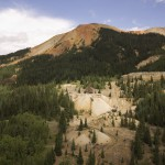 Ouray, Colorado 2011. Archival pigment print, 116 x 146  Ed. 5 + 2AP