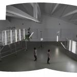 Behind the Scene, 2015. Installation view. Laboral Centro de Arte y Creación Industrial, Gijón.