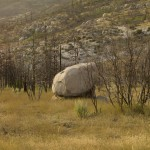 Yosemite (Ship Rock), California 2011. Archival pigment print on cotton paper, 116 x 146 cm. Ed. 5 + 2AP