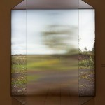 Daugavpils/Dvinsk/Dyneburg/Borisoglebsk, [Tree] Lambda Duratrans Print in plexiglas gabinet covered with control view film, 105 x 125 x 40 cm.
