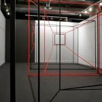 Vacío Figurado, 2008. Installation view. Museo Extremeño e Iberoamericano de Arte Contemporáneo (MEIAC). Badajoz