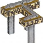 Wolkenbrasil, 2012. Lambda D print mounted on plexiglas,  100x116 cm.
