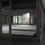Subsidences, 2014. Lightbox, digital print on acrylic glass, metal frame, 3000x2000 mm. Photos by Anu Vahtra