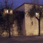 Ventanas Iluminadas, 2005. Wood, paint, electic installation. 120 x 100 x 60 cm. approx each.