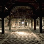 Cuarto Gabinete, 2010. Exhibition view, Matadero Madrid.