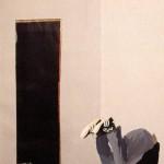 Vertigo, 2003. Digital print, acrylic on paper Schoeller, 100 x 70 cm.
