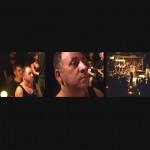 Dulces Sueños IV. Reportaje social. En el momento menos pensado. Teatre del Carmen, Valencia. 5/7/2003. Serie Mise en Scène IX, 2003-2004, Video and audio. Triptych. 56 minutes