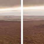 Canyonlands, II-A, Utah, 2011. Archival pigment print on cotton paper, 116x146 cm. each one. Ed. 5+2 AP
