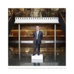 Mariella Apollonio. Román de la Calle. Museo Valenciano de la Ilustración y la Modernidad. 2014, digital print on cotton paper 110 x 110 cm Ed.5
