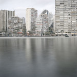 Vicente Tirado, Seascapes in invers, 2009. Lightjet  print on forex and plexiglás, 87 x 120 cm. Ed. 5