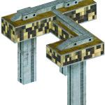 Wolkenbrasil, 2012. Lambda D print mounted on plexiglas, 116x110 cm