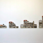 The house which grows, 2012 Six lambda prints on aluminium and plexiglas, variable dimensions Ed. 5
