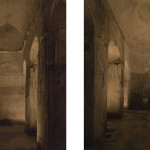 Pitagora, 2016. Dyptich, Archival pigment print on cotton paper, 40 x 50 cm (images 12 x 16 cm each one), 12 ½ x 16 ½ in (images 4 ¾ x 6 ¼ in each). Ed: 10