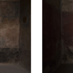 Pompei I, 2016. Dyptich, Archival pigment print on cotton paper, 32 x 42 cm (image 20 x 30 cm) each one, 12 ½ x 16 ½ in (image 7 7/8 x 11 ¾ in) each. Ed: 10