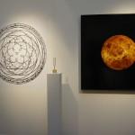 François Bucher. La forma de Venus. La Duración del Presente (Notas sobre la frecuencia), 2013. Installation. Ed. 4 and 5 of 5 + 2PA
