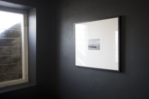 How-to-calm-yourself-after-seeing-a-dead-body Techniques, 2017. Exhibition view, EKKM (Tallin) 600x800 mm framed silver gelatine print, size of the print is 240x180mm