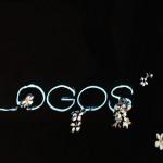FRANÇOIS BUCHER, Logos, 2017. Neon installation. Ed.3, 150 x 30 cm