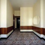 Nicolas Grospierre, Hotel Europejski #15, 2009, Lambda Print on wood, lacquered 50 x 50 cm