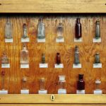 Nicolas Grospierre, Collection of Air Samples, 2009, Lambda Print on dibond and plexiglass, 65 x 108 cm