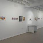 Romper el aire, 2020. Exhibition view