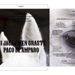 MI JACA / PACO DE AMPARO, 2021. LAS CANTIÑAS DE JOAQUÍN EL CANASTERO. Vinyl record 4' 18''