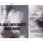 MI JACA / MARÍA MARÍN, 2021 LAS CANTIÑAS DE JOAQUÍN EL CANASTERO. Vinyl record 4' 19''